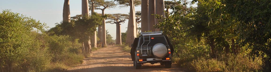 MIETWAGEN - Madagascar Mosaik Reisen
